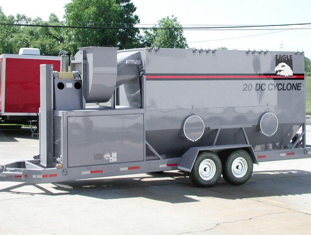 Mobile Dust Collector Enscaf Enclosures
