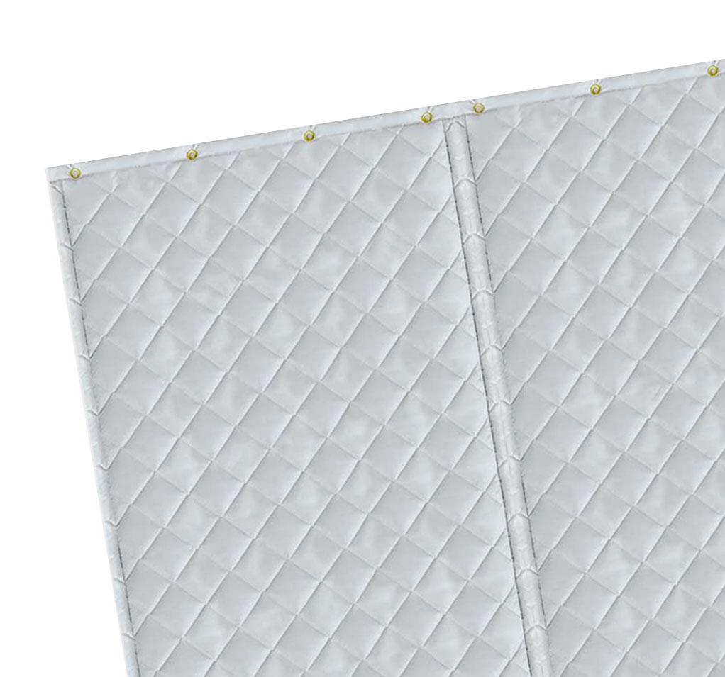 Construction Sound Curtains Enscaf Enclosures