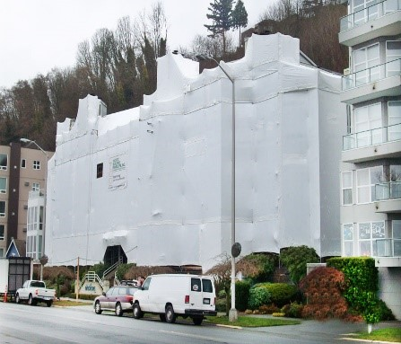 Heat Shrink Wrap 9 12 Mil Enscaf Enclosures