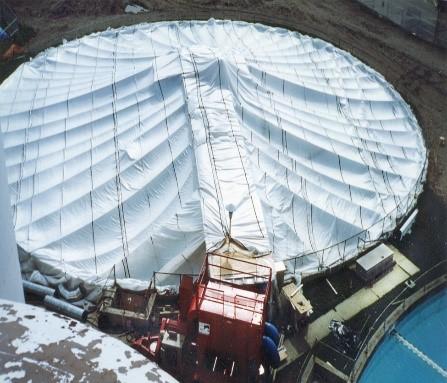 Containment Roof Bonnets Enscaf Enclosures